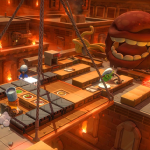 Overcooked All You Can Eat Giant Meatball