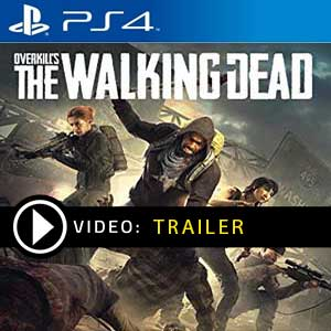Overkill's The Walking Dead PS4 Prices Digital or Box Edition