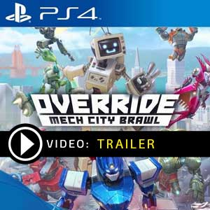 Override Mech City Brawl PS4 Digital & Box Price Comparison