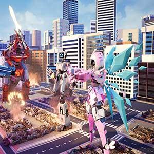 gigantic robots