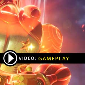 Override Mech City Brawl Xbox One Video Gameplay