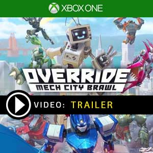 Override Mech City Brawl Xbox One Prices Digital or Box Edition