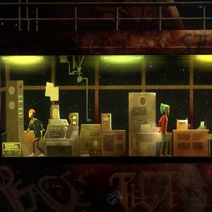 Oxenfree Radio Room