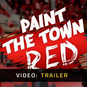 Paint The Town Red Video Trailer