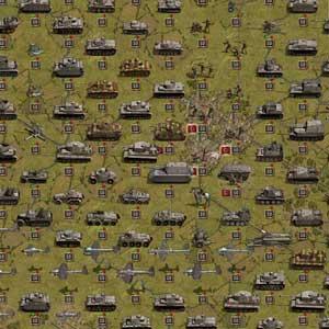 Panzer Corps Gameplay
