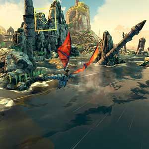 lethal flying battleships