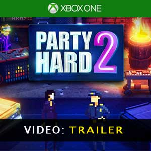 PARTY HARD 2 Trailer Video