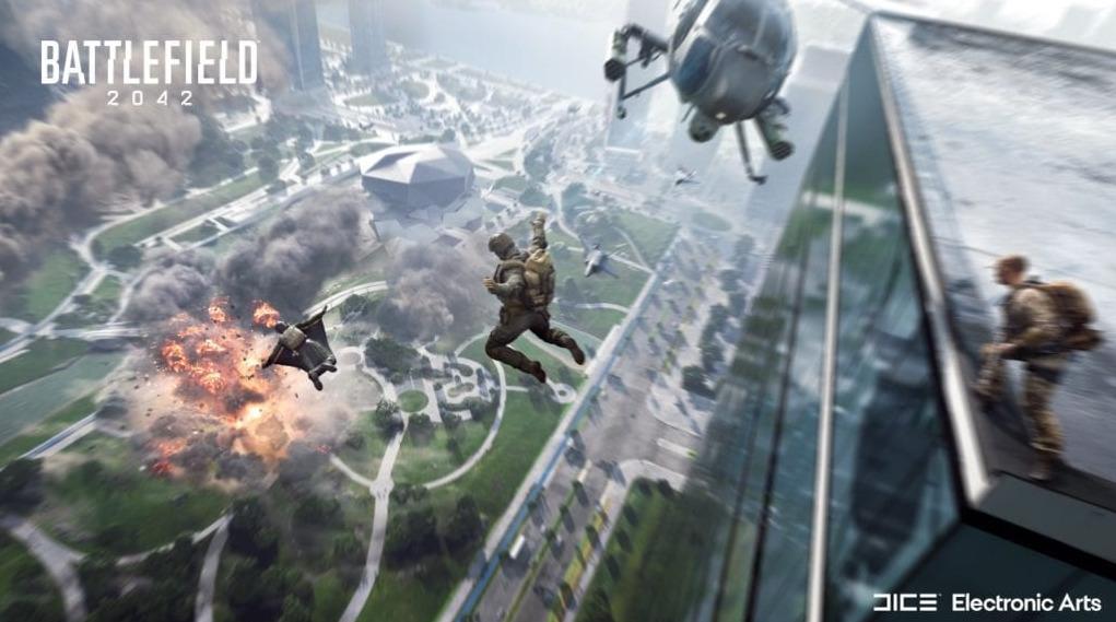 Battlefield 2042 Jump