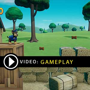 Paw Patrol On A Roll Nintendo 3DS Gameplay Video