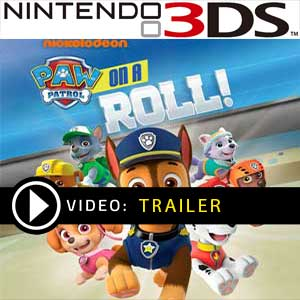 Paw Patrol On A Roll Nintendo 3DS Prices Digital or Box Edition