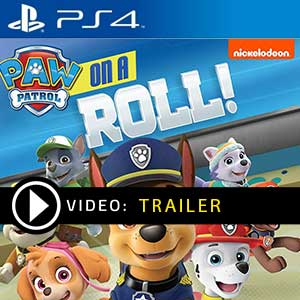 Paw Patrol On A Roll PS4 Prices Digital or Box Edition