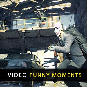 Payday 2 Funny Moments