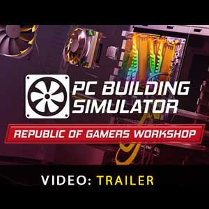 PC Building Simulator Republic of Gamers Workshop Digital Download Price Comparison