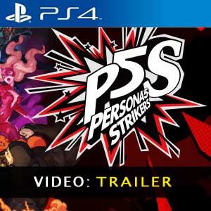Persona 5 Strikers Trailer Video