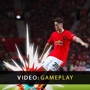 PES 2020 Gameplay Video