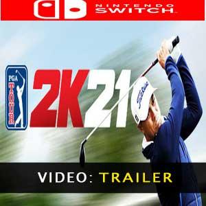 PGA TOUR 2K21 Nintendo Switch Digital & Box Price Comparison