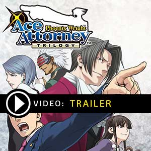 Phoenix Wright Ace Attorney Trilogy Digital Download Price Comparison