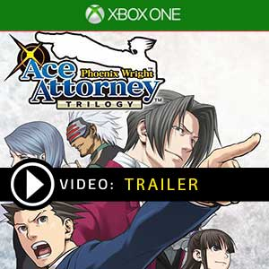 Phoenix Wright Ace Attorney Trilogy Xbox One Prices Digital or Box Edition