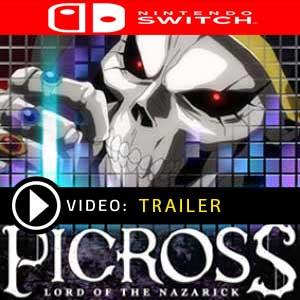 PICROSS LORD OF THE NAZARICK Nintendo Switch Prices Digital or Box Edition