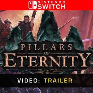 Pillars of Eternity Nintendo Switch Video Trailer