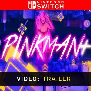 Pinkman Plus Nintendo Switch Video Trailer