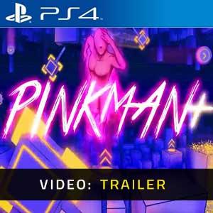 Pinkman Plus PS4 Video Trailer