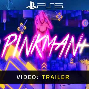 Pinkman Plus PS5 Video Trailer