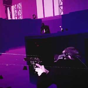 Pistol Whip Crouching