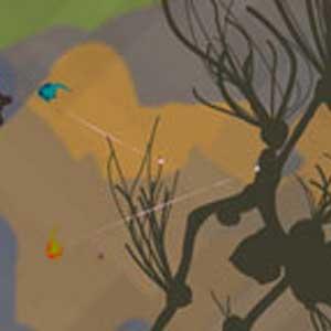 PixelJunk Eden - Swing