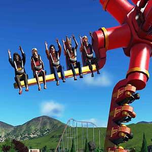 Planet Coaster Rides