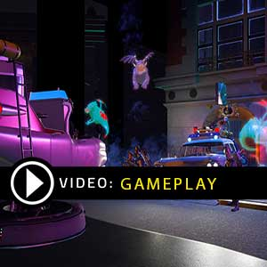Planet Coaster Ghostbusters Gameplay Video