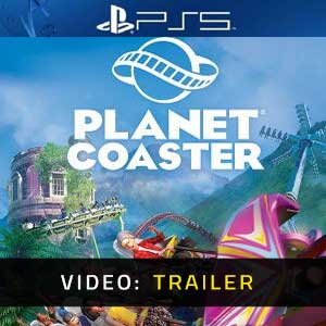 Planet Coaster PS5 Video Trailer