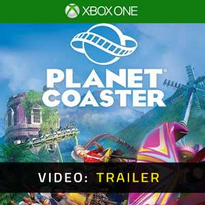Planet Coaster Xbox One Video Trailer