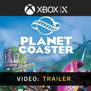 Planet Coaster Xbox Series X Video Trailer