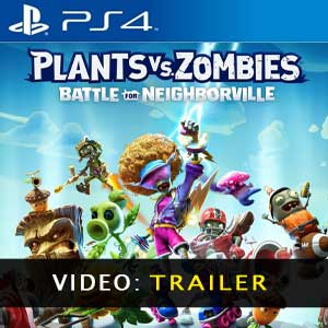 Plants vs Zombies Battle for Neighborville PS4 Prices Digital or Box Edition