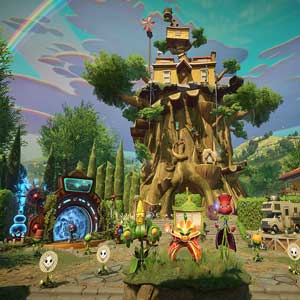Plants vs Zombies Garden Warfare 2 Suburbia