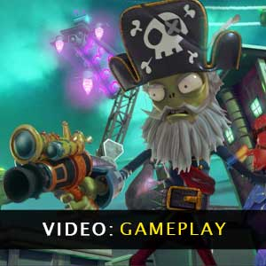 Plants vs Zombies Garden Warfare 2 Gameplay Video