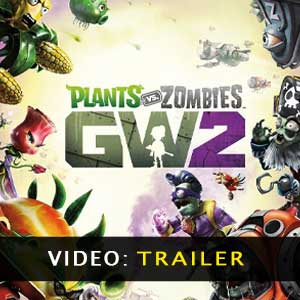 Plants vs Zombies Garden Warfare 2 Trailer Video