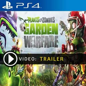 Plants vs Zombies Garden Warfare PS4 Prices Digital or Box Edition