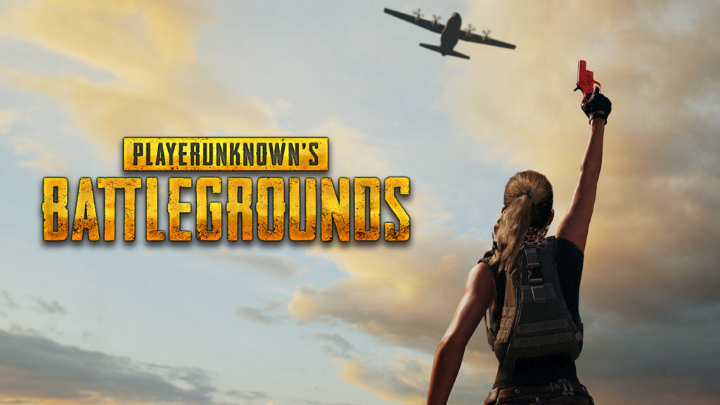 PlayerUnknown's Battlegrounds Limited-Time Event Banner