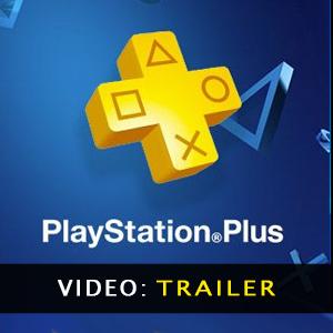 Playstation Plus Membership Trailer