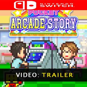 Pocket Arcade Story Prices Digital or Box Edition