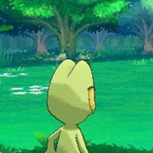 Pokemon Alpha Sapphire Nintendo 3DS Characters