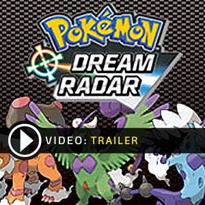 Pokemon Dreamradar Nintendo 3DS Prices Digital or Box Edition