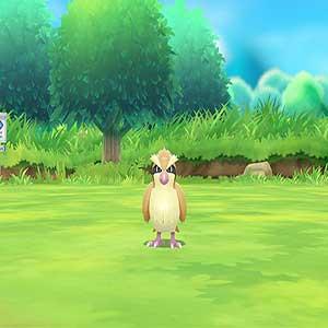 throwing motion to catch Pokémon