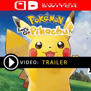 Pokemon Lets Go Pikachu Nintendo Switch Prices Digital or Box Edition