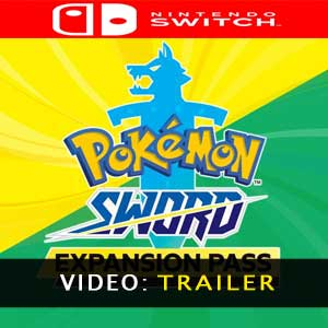 Pokémon Sword Expansion Pass trailer video
