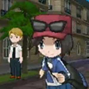 Pokemon X Nintendo 3DS Character