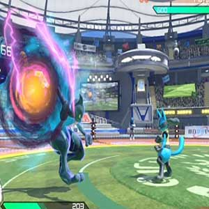 Pokken Tournament Nintendo Wii U Fight