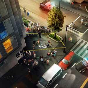 Police Tactics Imperio - Crime Scene